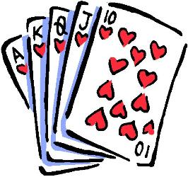 Card playing clipart jpg free stock 37+ Playing Cards Clip Art | ClipartLook jpg free stock
