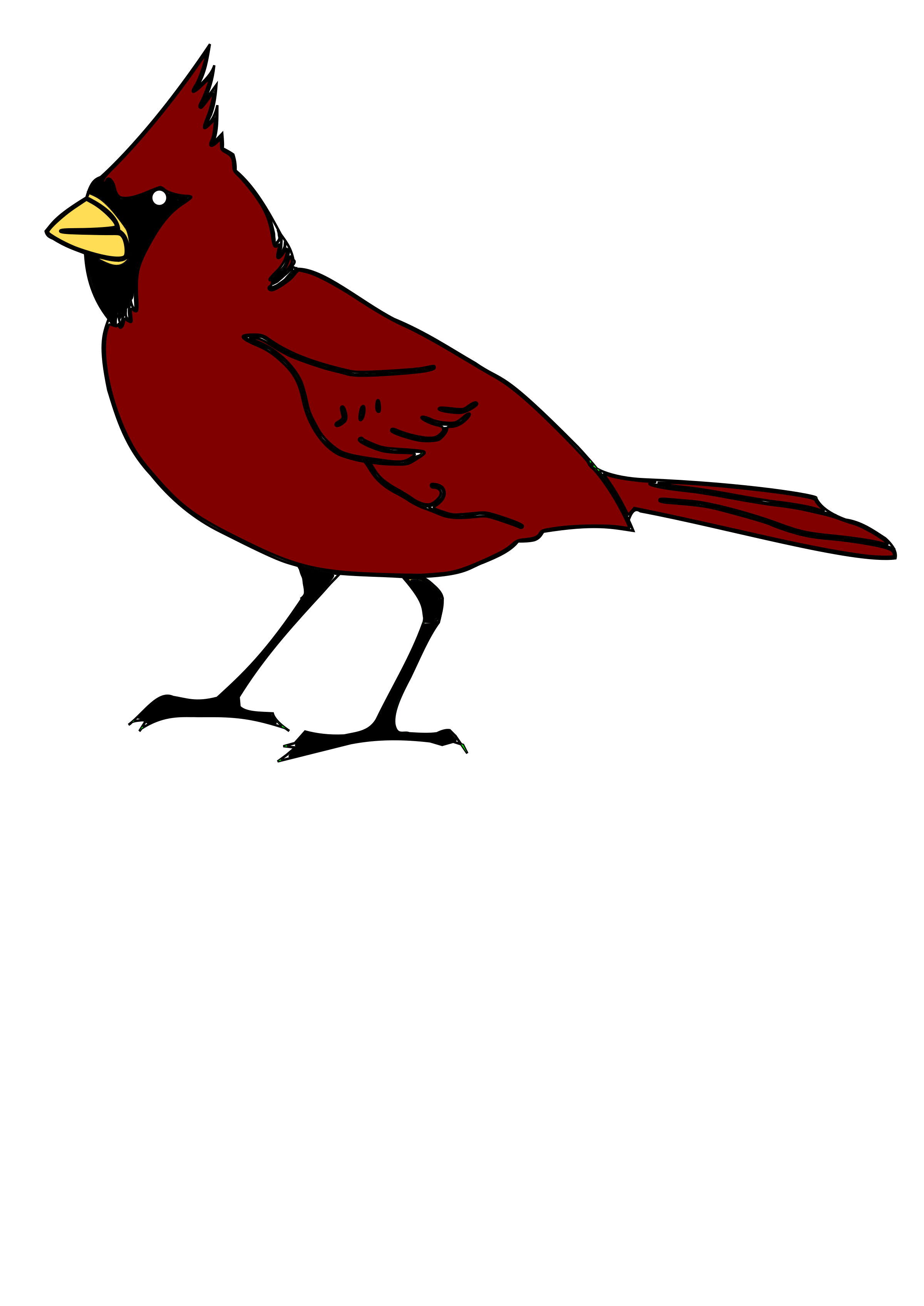Cardinal basketball clipart clip library library Louisville Cardinals Clipart at GetDrawings.com | Free for personal ... clip library library