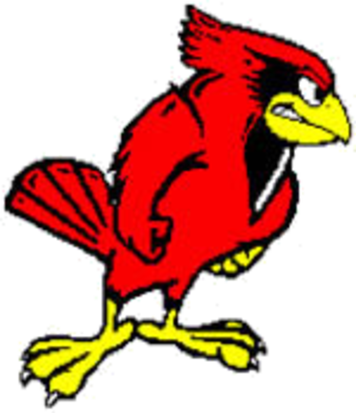 High school mascot clipart jpg royalty free library The Hoover Cardinals - ScoreStream jpg royalty free library