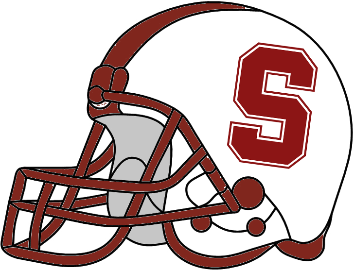 College football helmet clipart clipart royalty free Behind Enemy Lines: A Conversation with the Stanford Daily | Daily ... clipart royalty free