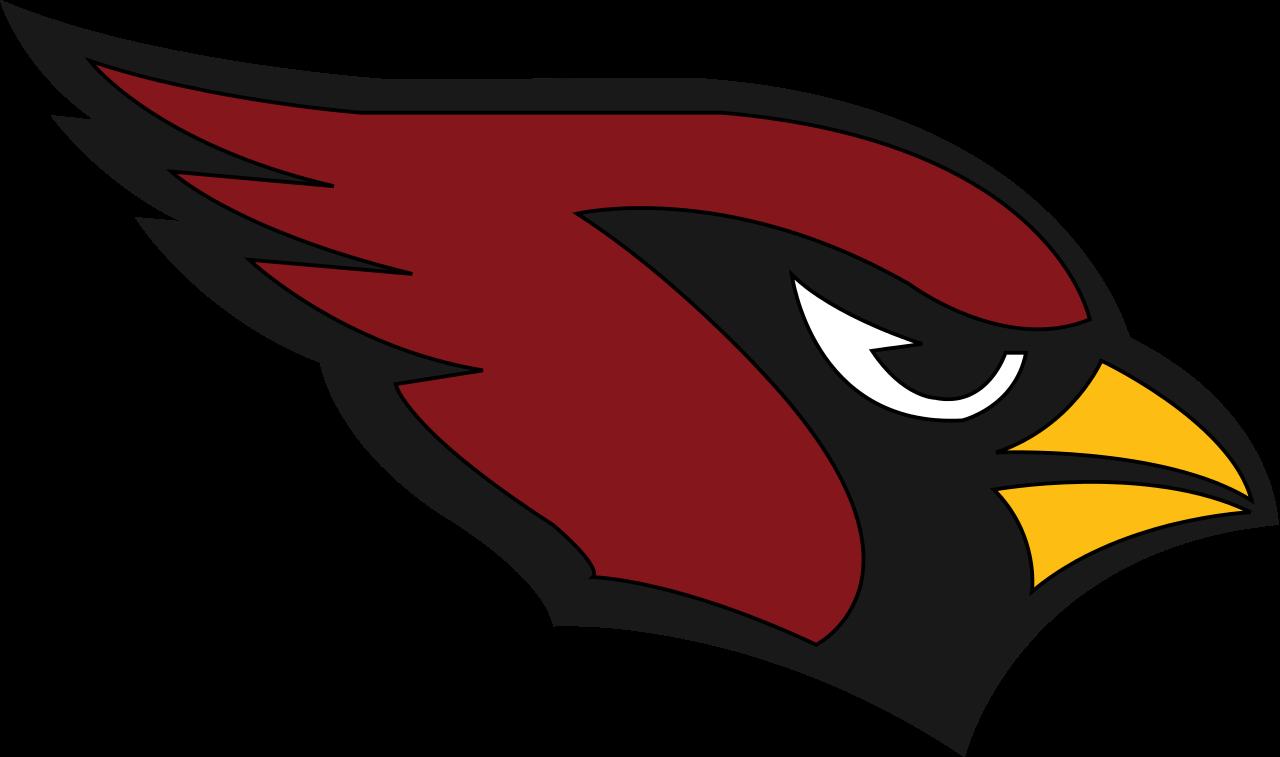 Cardinal football clipart vector freeuse stock Arizona Cardinals Logo transparent PNG - StickPNG vector freeuse stock