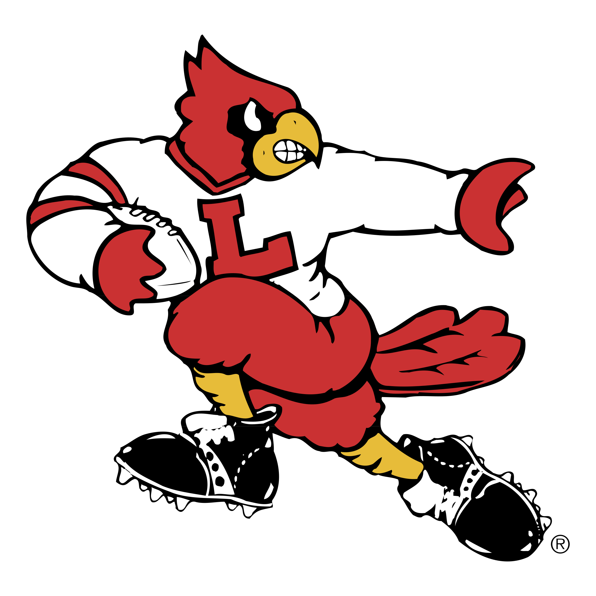 Cardinals baseball cap clipart graphic freeuse Louisville Cardinals Clipart at GetDrawings.com | Free for personal ... graphic freeuse