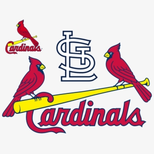 Cardinals clipart png library library Whenever I Think Of The St - St. Louis Cardinals - Download Clipart ... png library library