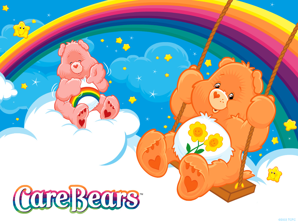 Care bears 80s clipart image Care Bears Wallpaper - 80s Toybox Wallpaper (1886616) - Fanpop image