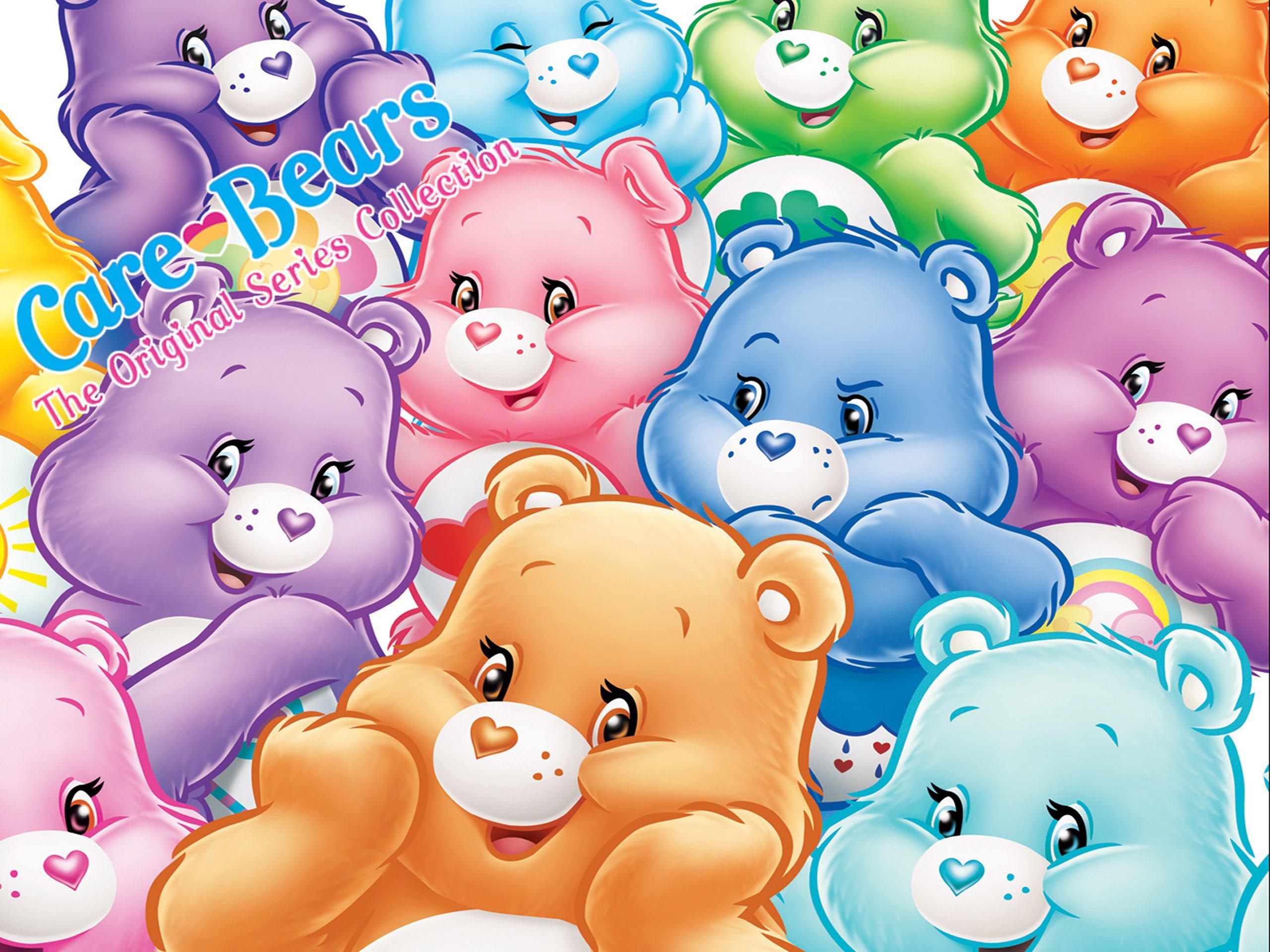 Care bears 80s clipart picture transparent download Amazon.com: Care Bears: Classic Series Season 1: Joseph Sherman ... picture transparent download