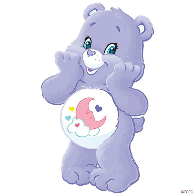 Care bears 80s clipart graphic black and white library Sweet Dreams Bear | Care Bear Wiki | FANDOM powered by Wikia graphic black and white library