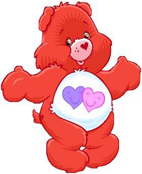 Care bears 80s clipart clip transparent stock Always There Bear | Classic 80\'s Girl\'s Cartoons | Bear clipart ... clip transparent stock