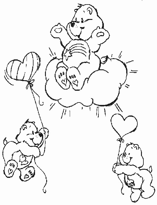 Care bears clipart black and white png freeuse Free Care Bears Cliparts, Download Free Clip Art, Free Clip Art on ... png freeuse