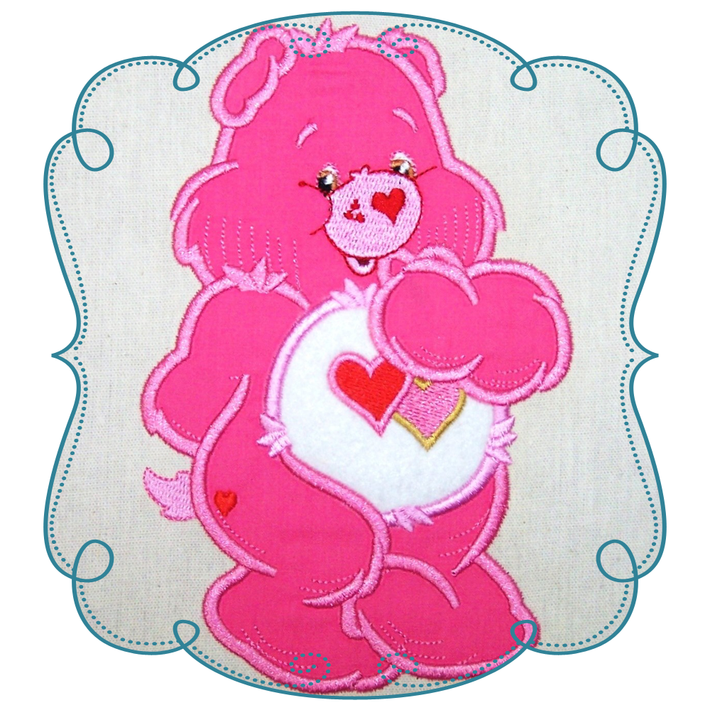 Care bears clipart pumpkin png royalty free library Care bears Applique Machine Embroidery Design Pattern-INSTANT ... png royalty free library