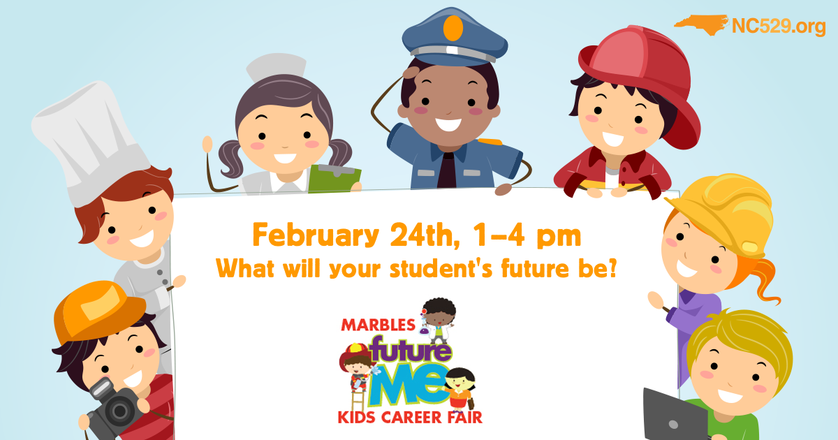 Career clipart for kids svg transparent What Is the Future Me Fair? Join Us at Marbles. | NC529.org svg transparent