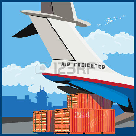 Cargo plane loading clipart png royalty free library Cargo plane loading clipart - ClipartFox png royalty free library