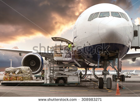 Cargo plane loading clipart banner royalty free stock Cargo plane loading clipart - ClipartFest banner royalty free stock