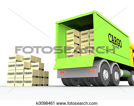 Cargo truck clipart 100 x 100 image freeuse library Cargo truck clipart 100 x 100 - ClipartFest image freeuse library