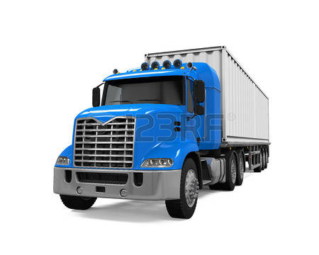 Cargo truck clipart 100 x 100 graphic freeuse stock 2,258 Box Trailer Stock Illustrations, Cliparts And Royalty Free ... graphic freeuse stock