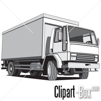 Cargo truck clipart 100 x 100 image royalty free library Cargo truck clipart - ClipartFest image royalty free library