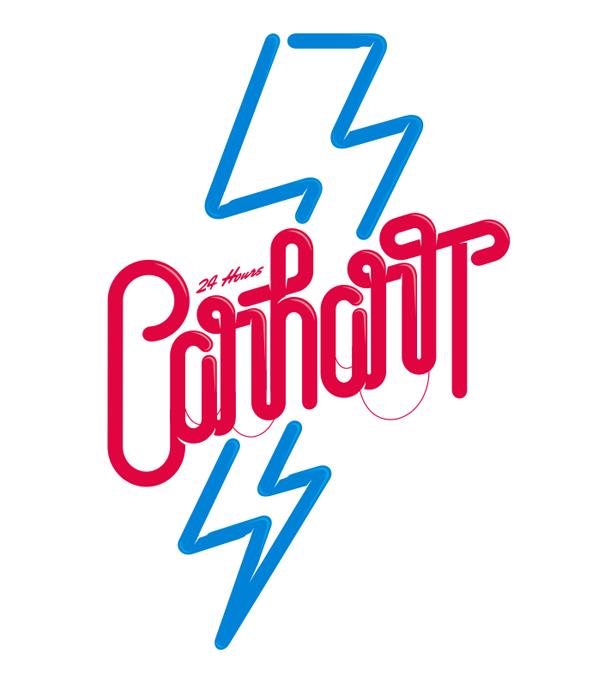 Carhartt wip logo clipart