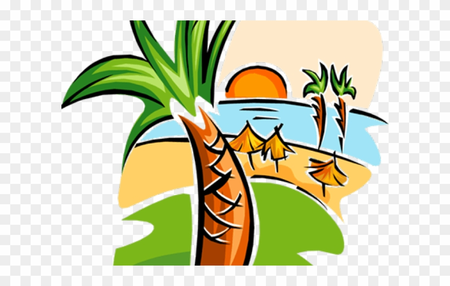 Caribbean clipart clipart stock Caribbean Clipart Vacation - Luau Party - Png Download (#3269869 ... clipart stock