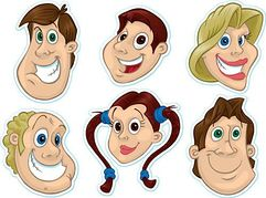 Caricatures clipart free stock Caricature Clipart | Clipart Panda - Free Clipart Images free stock
