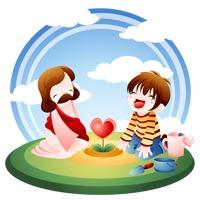 Caring for jesus clipart svg Jesus Christ Christian Christians Religion Faith Comforting Comfort ... svg