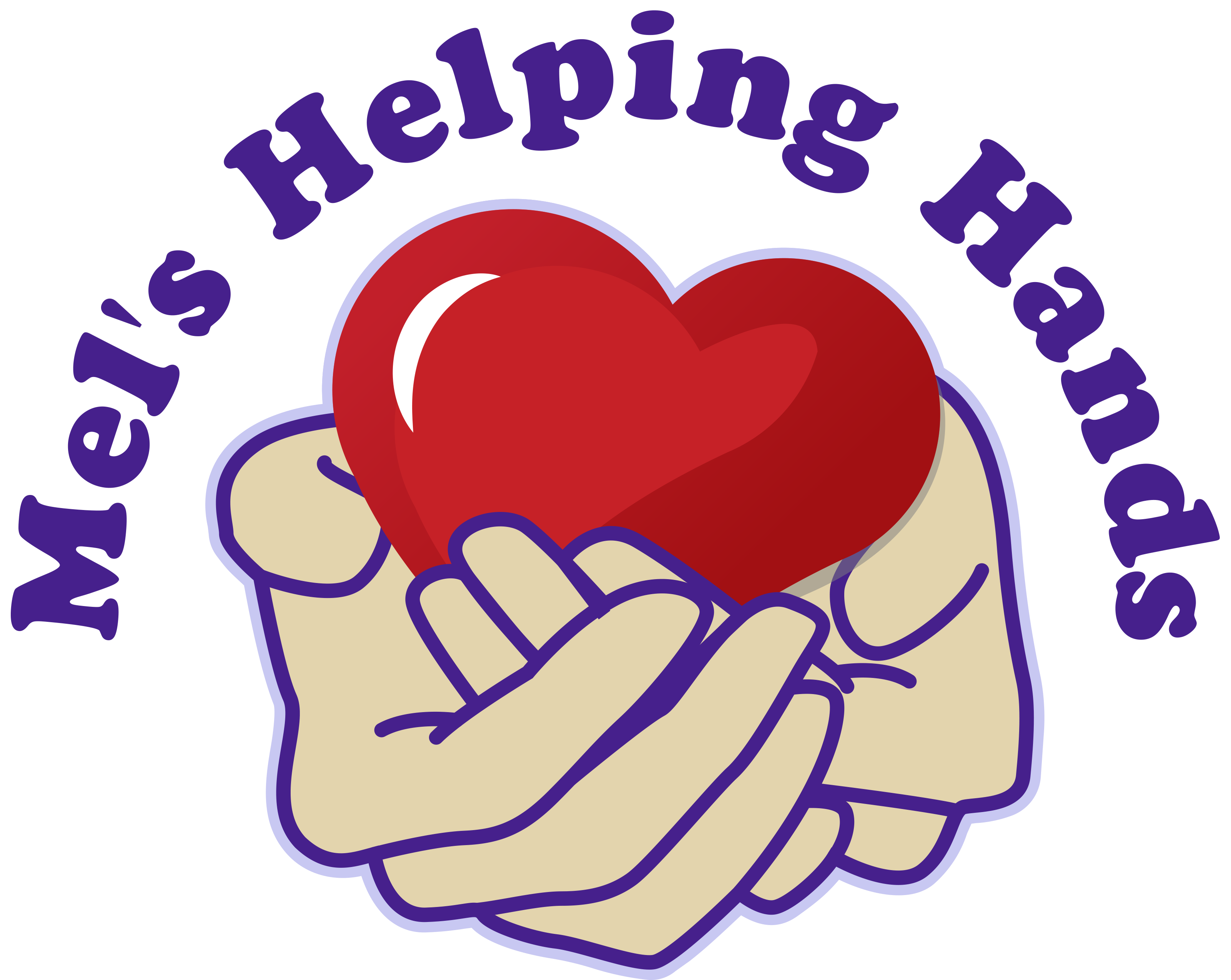 Caring heart clipart graphic free library In Home Senior Care & Caregivers: Casper, WY: Mel's Helping Hands LLC graphic free library