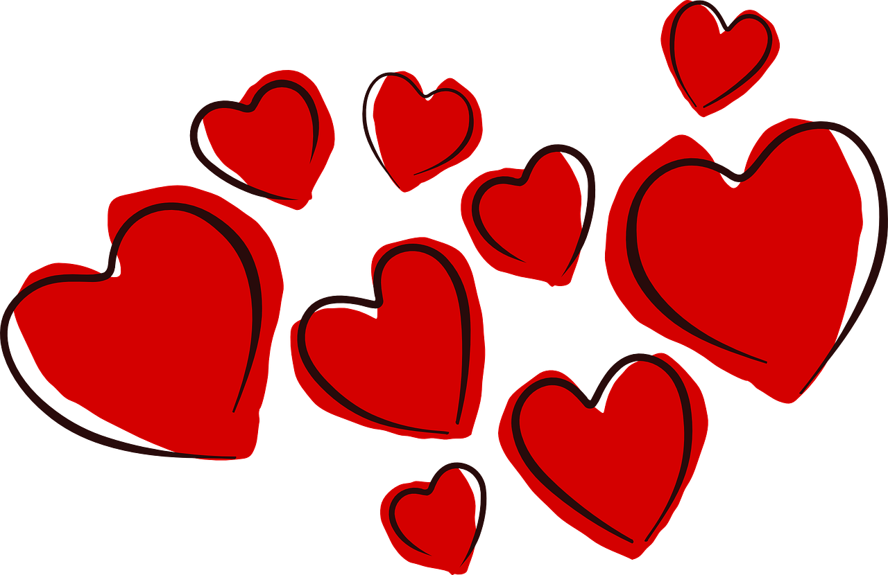 Caring heart clipart image library stock Eighth Annual