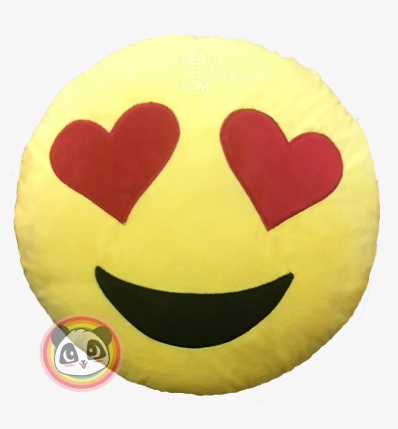 Carita feliz emoji clipart svg black and white Peluche Emoji Enamorado - Carita Feliz Emoji PNG Image | Transparent ... svg black and white