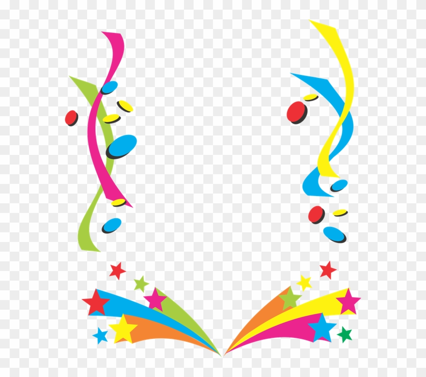 Carnaval clipart royalty free library Clipart Border Carnival - Fondos De Carnaval Png Transparent Png ... royalty free library