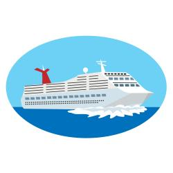 Cruise Ship Clip Art | LoveToKnow banner royalty free download
