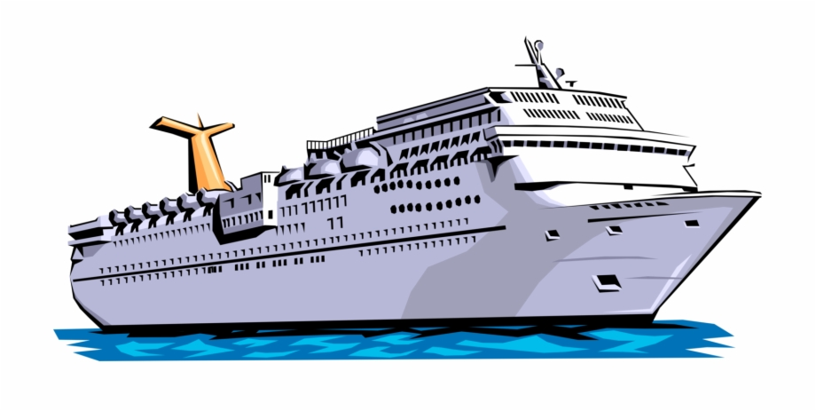 Carvinal cruise clipart vector transparent library Cruise Ship Vector Png - Cruise Ship Clip Art Free PNG Images ... vector transparent library