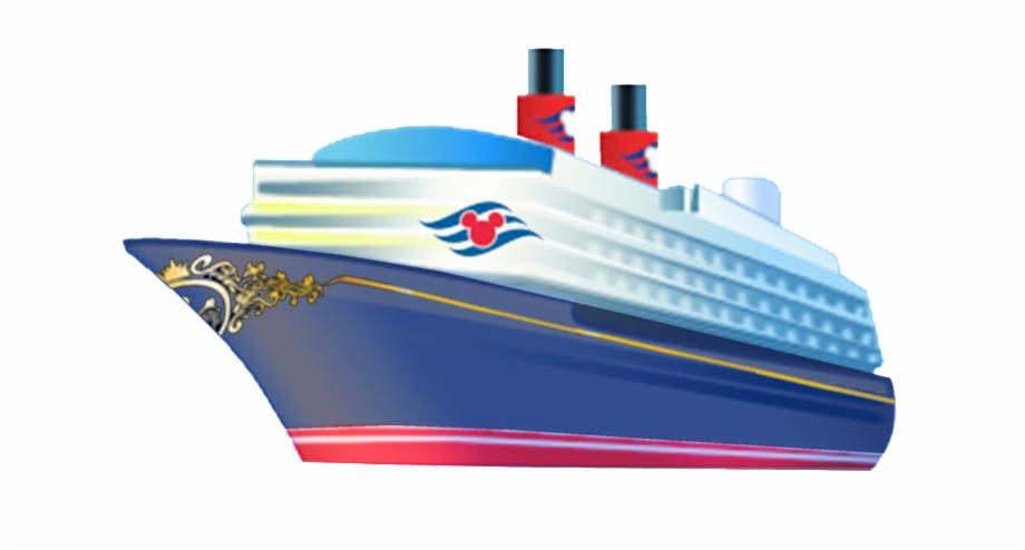Disney cruise clipart