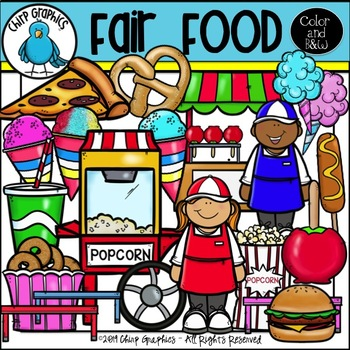 Carnival food field trip clipart svg free Carnival Food Clipart Worksheets & Teaching Resources | TpT svg free