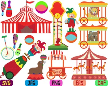 Carnival food field trip clipart image library download Carnival Food Clipart Worksheets & Teaching Resources | TpT image library download