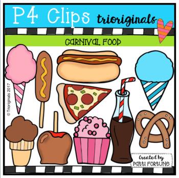 Carnival food field trip clipart download Carnival Food Clipart Worksheets & Teaching Resources | TpT download