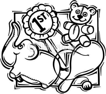 Carnival games kids playing clipart black and white clip library stock Carnival Game Clipart | Free download best Carnival Game Clipart on ... clip library stock