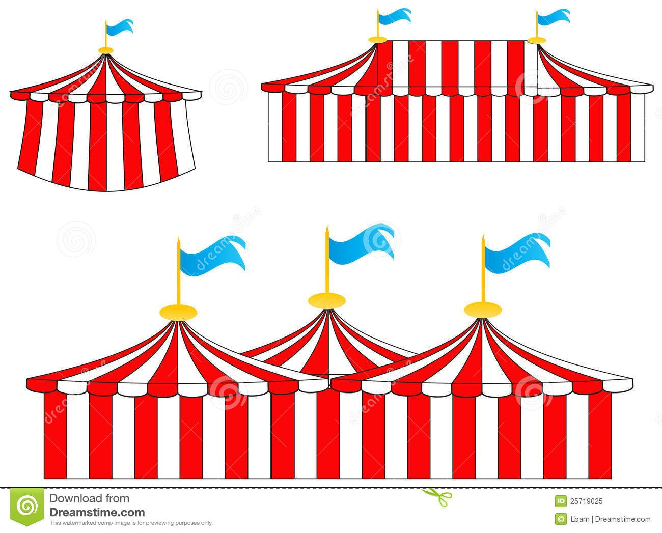 Free carnival tent clipart. Black and white panda