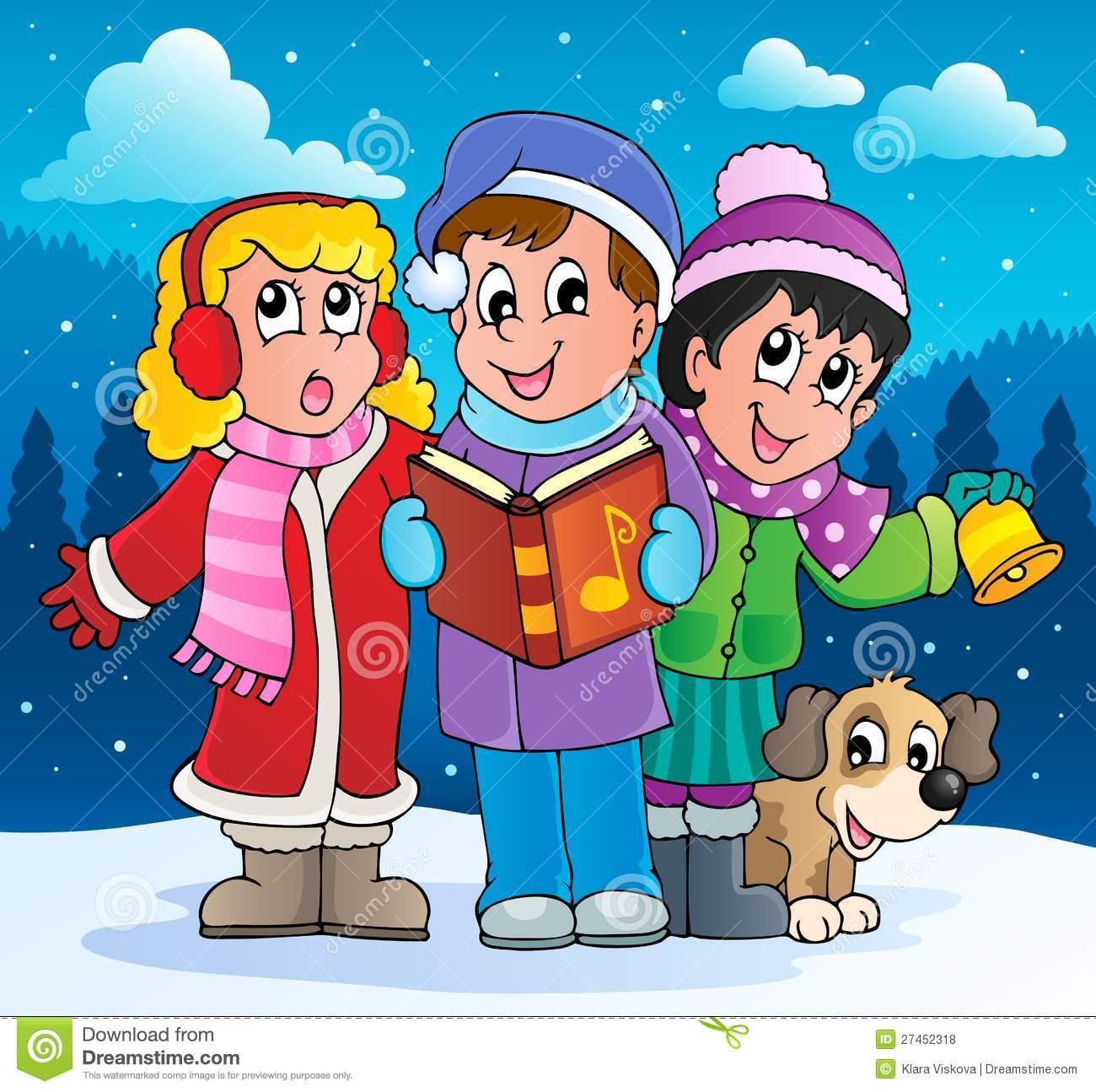 Christmas carol singers clipart free banner royalty free Christmas carol singers clipart free 5 » Clipart Portal banner royalty free