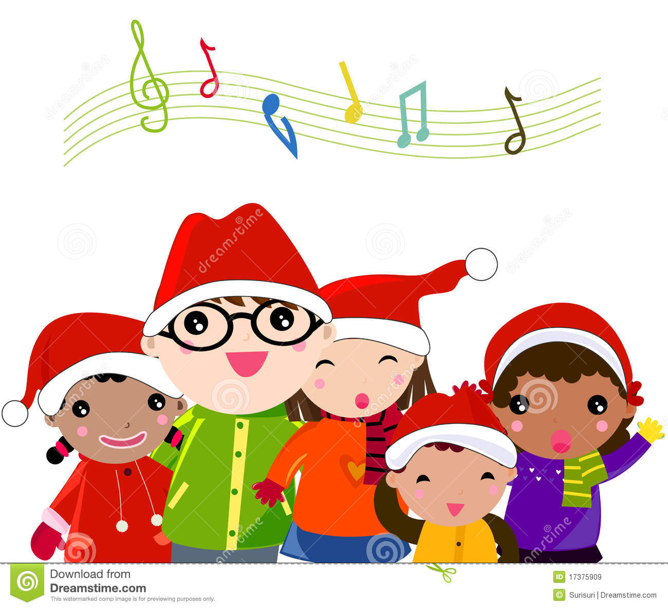 Carolers clipart free vector free stock 28+ Christmas Carolers Clipart | ClipartLook vector free stock