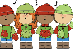 Carolling clipart picture freeuse library Christmas carols clipart 4 » Clipart Portal picture freeuse library