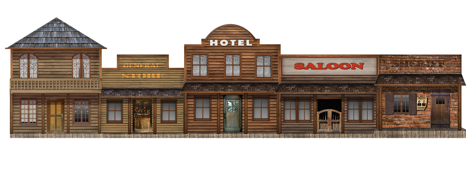 Prairie house clipart clipart stock old west town clipart - Google Search | old west town | Pinterest ... clipart stock