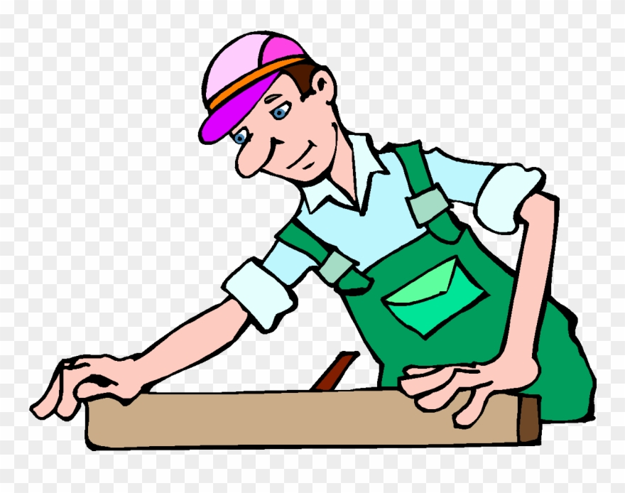 Carpentry images clipart graphic royalty free library Free Carpenter Clip Art - Png Download (#1205646) - PinClipart graphic royalty free library
