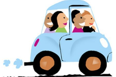 Carpooling clipart graphic black and white download Carpooling clipart 5 » Clipart Portal graphic black and white download
