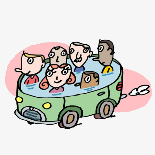 Carpooling clipart vector freeuse library Carpooling clipart 8 » Clipart Station vector freeuse library