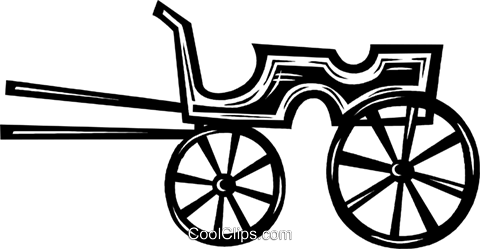 Carreta clipart image freeuse stock old west wagon Royalty Free Vector Clip Art illustration -vc034195 ... image freeuse stock