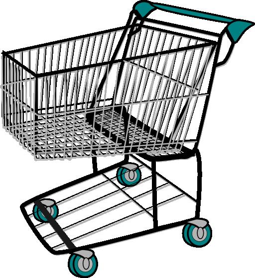 Carrinho de supermercado clipart clipart transparent Carrinho De Supermercado | Clipart Panda - Free Clipart Images clipart transparent