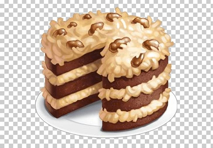 German Chocolate Cake Carrot Cake Hot Milk Cake PNG, Clipart, Baked ... clip royalty free library