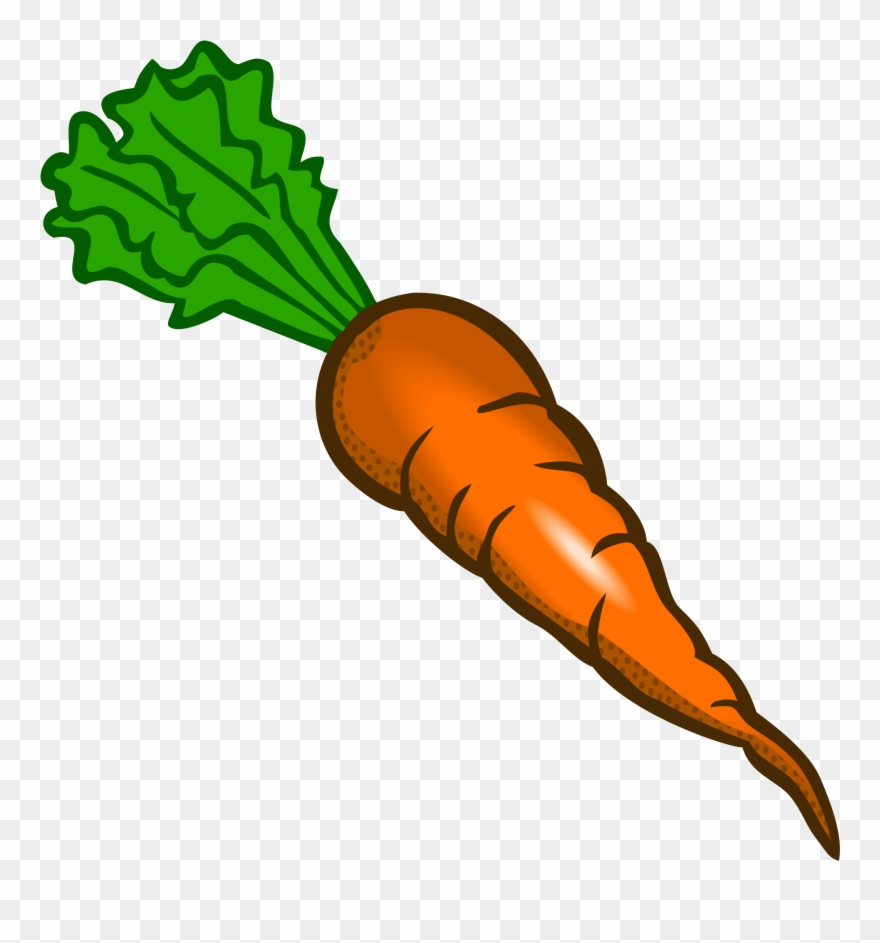 Carrotts clipart picture black and white stock Top Carrot Clip Art Free Clipart Spot Png On Clipart - Dibujo De ... picture black and white stock