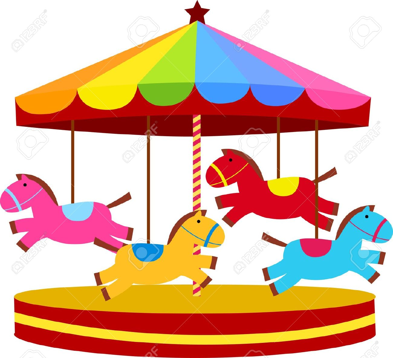 Carrousel clipart png library stock Collection of Carousel clipart | Free download best Carousel clipart ... png library stock