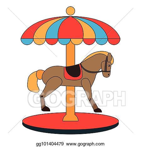 Carrousel clipart clipart transparent stock Carousel clipart 6 » Clipart Portal clipart transparent stock