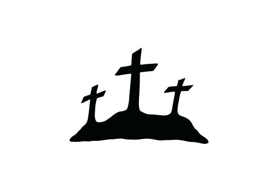 Stations Of The Cross Silhouette at GetDrawings.com | Free for ... svg library stock
