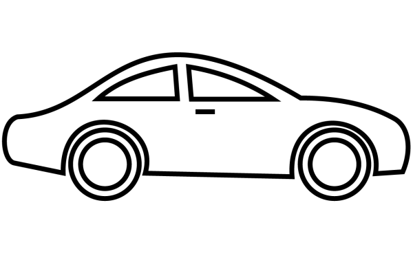 Cars b&w clipart clip royalty free Black And White Car Clipart | Free download best Black And White Car ... clip royalty free